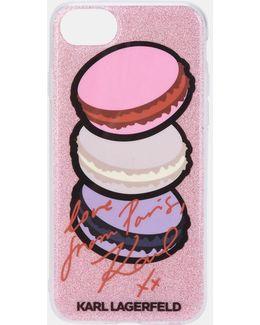Paris Macarons Iphone 7 Case
