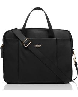 Classic Nylon Laptop Bag