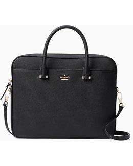 "13"" Saffiano Laptop Bag"