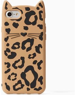 Cheetah Cat Iphone 7 Case