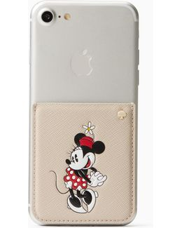 For Minnie Mouse Sticker Pocket