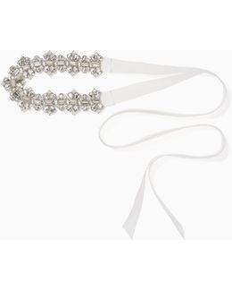 "3/4"" Stone Bridal Belties"
