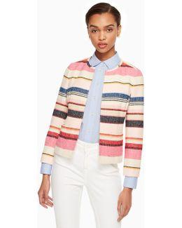 Berber Stripe Jacket