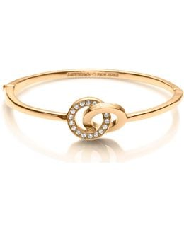 Infinity & Beyond Infinity Knot Bangle