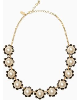 Taking Shapes Collar Necklace