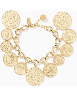 Flip A Coin Bracelet