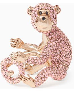 Rambling Roses Monkey Ring