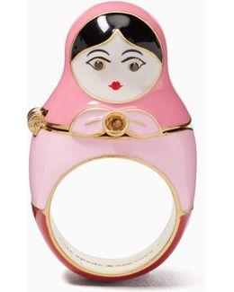Ooh La La Dollface Ring
