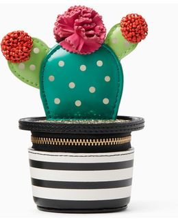 Scenic Route 3d Cactus Coin Purse