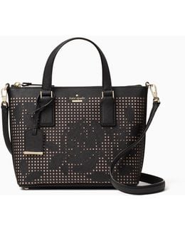 Cameron Street Perforated Lucie Crossbody