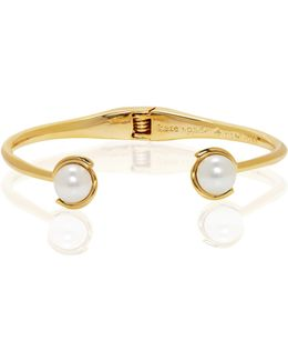Dainty Sparklers Pearl Cuff