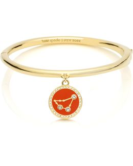 In The Stars Capricorn Bangle