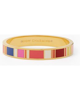 Idiom Bangles How Charming - Hinged