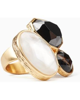 On The Rocks Cluster Ring