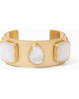 On The Rocks Five Stone Cuff