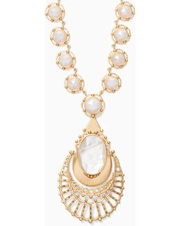 On The Rocks Statement Necklace