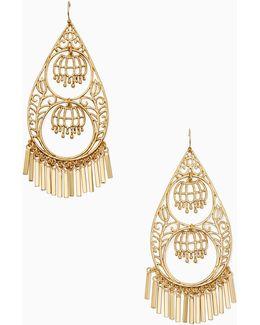 Golden Age Statement Earrings