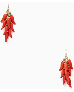 Haute Stuff Pepper Statement Earrings