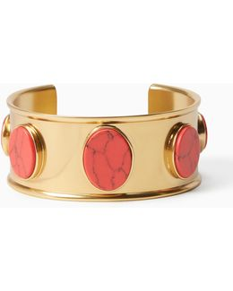 Bright And Bold Cuff