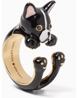 Ma Chérie Antoine Dog Ring