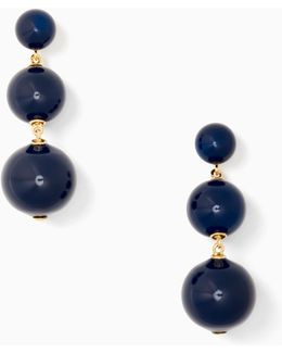 Golden Girl Bauble Drop Earrings
