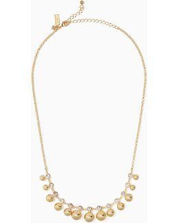 Golden Girl Mini Necklace