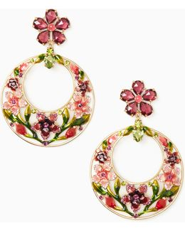 In Full Bloom Statement Earrings