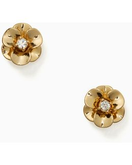 Shine On Flower Studs