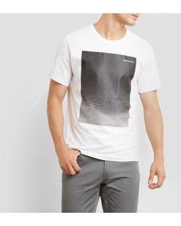 Ombre Hexagon T-shirt