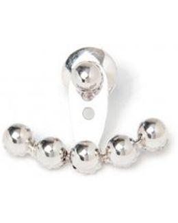 5 Pearl Single Earring