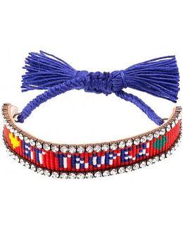 St.tropez Tassel Bracelet