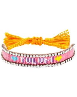 Tulum Tassel Bracelet