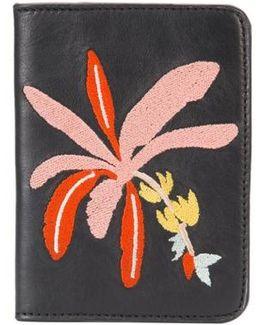Banana Tree Passport Case