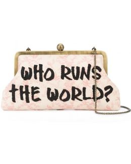 Who Runs The World Clutch