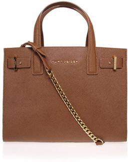 Saffiano London Tote Bag
