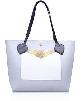 Toni Tote In Grey Other