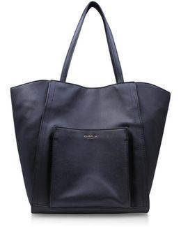 Raquel Shopper In Black