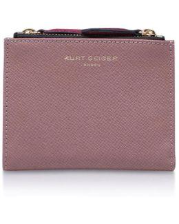 New Saff Mini Purse In Pink