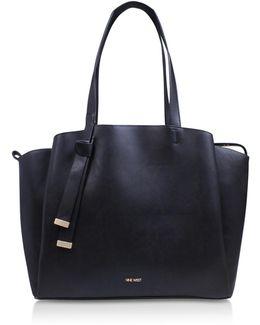 Hazel Tote Lg In Black