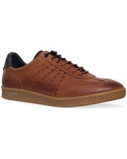 Orlee Sneaker In Tan