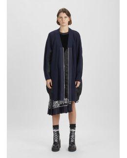 Ma-1 Knit Cardigan