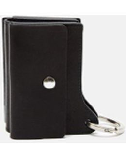 Leather Ring Wallet