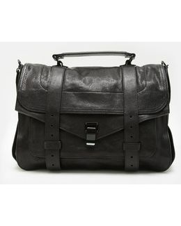 Ps1 Large Leather Bag