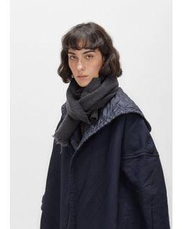 Buddy Sciarpa Wool Scarf