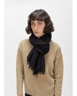 Soft Stola Wool Scarf