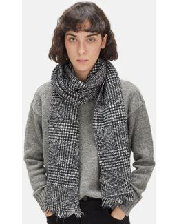 Unice Prince Sciarpa Wool Scarf