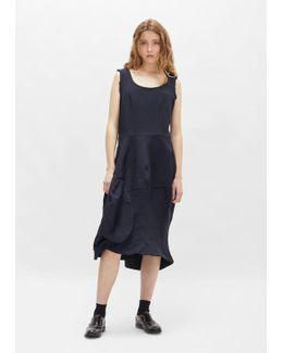 Double Cloth Serge Dress