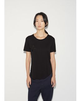 Embroidery One Tee