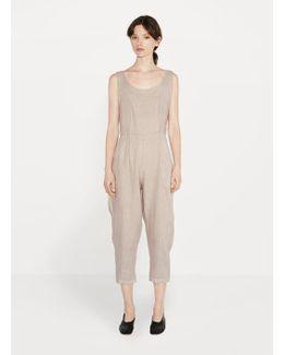 Linen Overalls