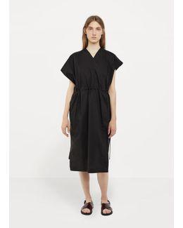 Detroit Wrap Dress